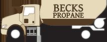 Becks Propane logo